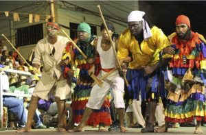 Carnival in Trinidad and Tobago: Connecting the past and present through performance