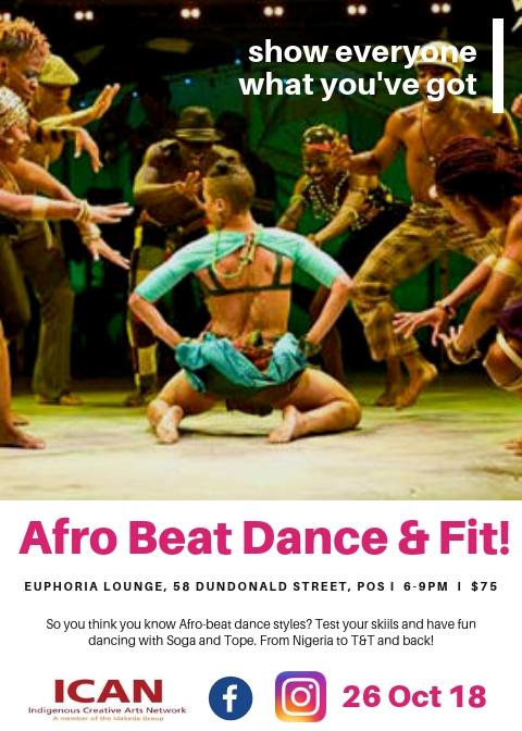 Afro Beat Dance and Fit | Idakeda Group Ltd