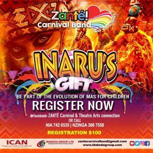 Zante Carnival Band