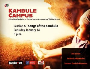 Kambule Campus: Songs of Kambule